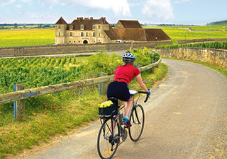 Backroads Burgundy Biking trips